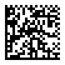 A DM Code. Scan this with your phone.