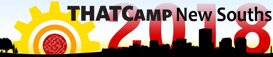 THATCamp New Souths logo
